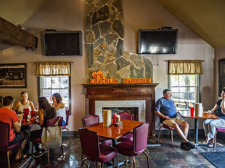 B's Cracklin Barbeque Pitmaster Bryan Furman and his wife Nikke opened a local outpost for their Savannah smokehouse in September 2016, and it's a hit. Located in the former Hottie Hawgs space in Riverside, the Furmans serve whole-hog 'cue, South Carolina-style hash and rice, and more.