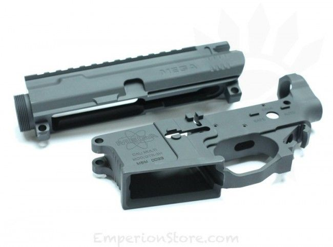 Mega Arms Upper & Lower Receivers for Systema PTW - PTS