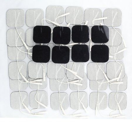 """Syrtenty 2"""" Square TENS Unit Electrodes 2x2 - 44 Pack Electrode Pads for TENS Massage EMS -..., 2016 Amazon Top Rated Lab & Scientific Products  #Industrial"""