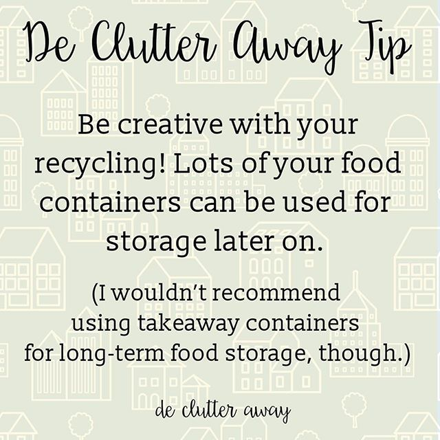 Do you use your food containers for storage? Useful, right?  #environmentallyfriendly #environment #clean #tip #house #recycle #recycler #recycling #organise #organize #organiser #organizer #professionalorganiser #professionalorganizer #brisbane #brisbaneig #brisbanehomes #brisbanehomecooking #brisbanesmallbusiness #brisbanebusiness #queensland #queenslandhomes #queenslandbusiness