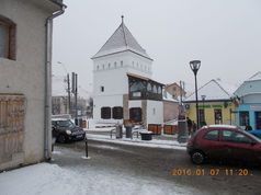 Medias-Turnul Pietrarilor