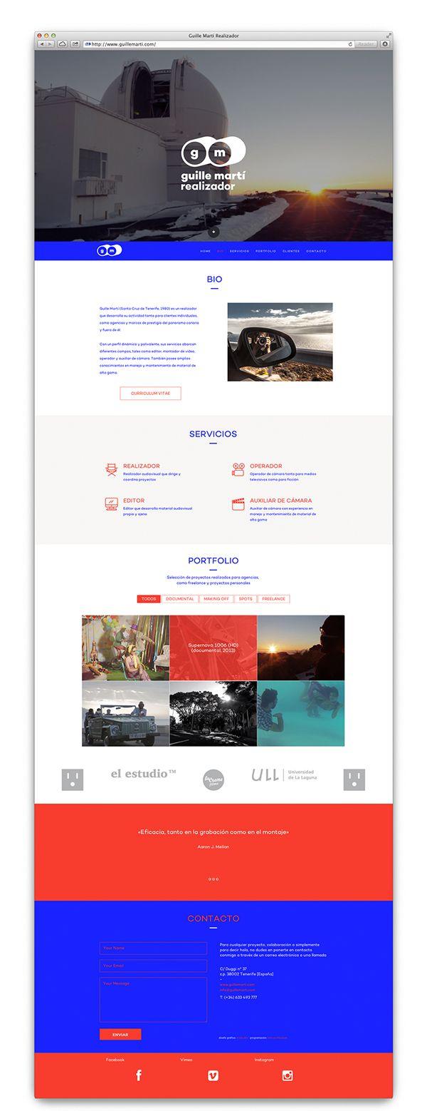 guille martí - indentity corporativa y web en Branding Servido