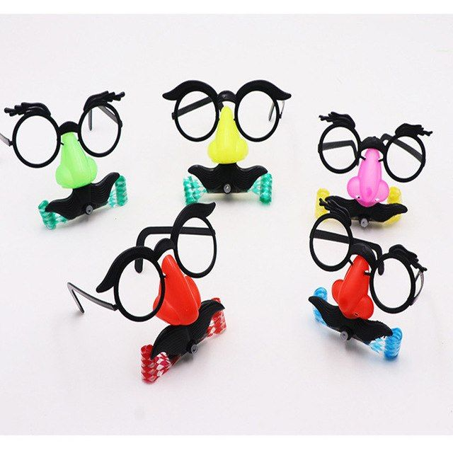 Merry Christmas Party Sunglasses Kids Adult Glasses Costume Fancy Dress Gift