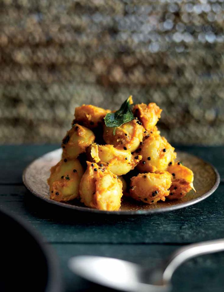 Spiced potatoes and coconut recipe from 30 minute curries by Atul Kochhar | Cooked