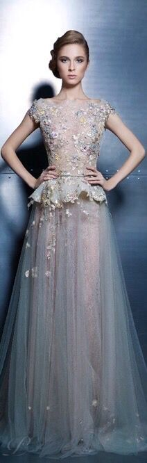 Ziad Nakad Haute Couture 2015