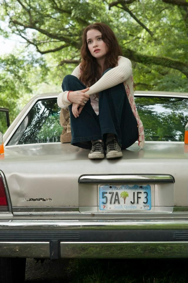 """ALICE ENGLERT as Lena Duchannes in Alcon Entertainment's supernatural love story """"BEAUTIFUL CREATURES,"""" a Warner Bros. Pictures release. © 2013 Alcon Entertainment, LLC"""