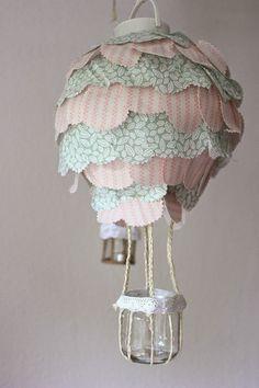 Piccola Loona- SelfmadeMode aus Berlin: TUTORIAL - Heißluftballon