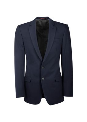 Veste de costume homme 1108 est un vêtement de travail pour les professionnels de la restauration, du service, de l'aviation. D'autres modèles sur spiq.fr