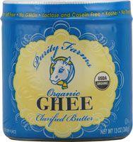 dPurity Farms Organic Ghee Clarified Butter