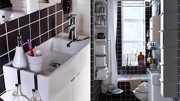 smart ikea small bathroom sink ideas