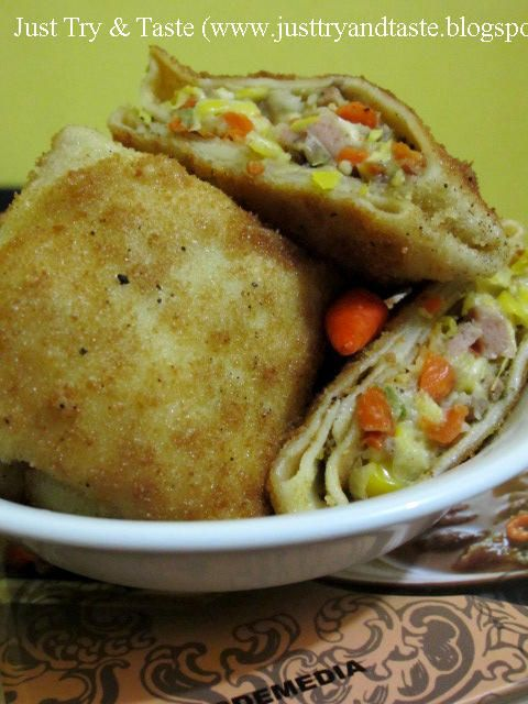 Just Try & Taste: Risoles isi Ragout Jagung Manis