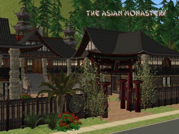 The Asian Monastery