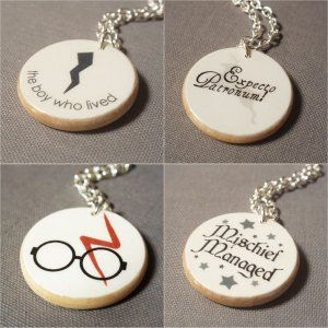 a bunch of Harry Potter crafts! Great ideas including a Howler!: Chains Ideas, Ideas Includ, Harry Potter Craft