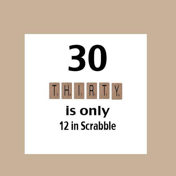 30th Birthday Card Funny Birthday Card by DaizyBlueDesigns on Etsy, $4.00 OMG SOOOO CUTE I LOVE IT