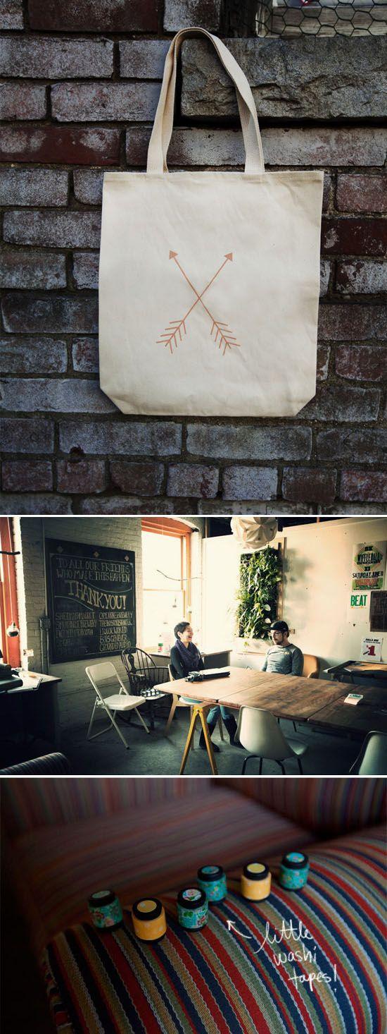 boston1Personalized Brand, Pbp Arrows, Arrows Totes, Decor Ideas, Wall Bricks, Totes Bags, Pizarrón Así, Florists Shops, Tote Bags