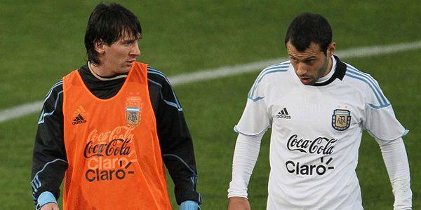 Javier Mascherano Senang Lihat Messi Kembali - http://www.sundul.com/berita-bola/liga-spanyol/2014/01/javier-mascherano-senang-lihat-messi-kembali/