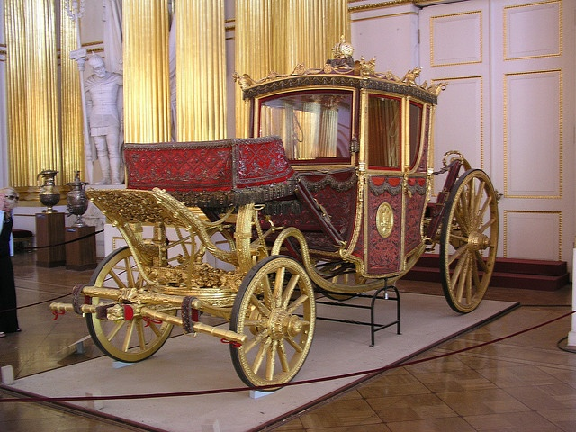 St. Catherine's Royal Carriage