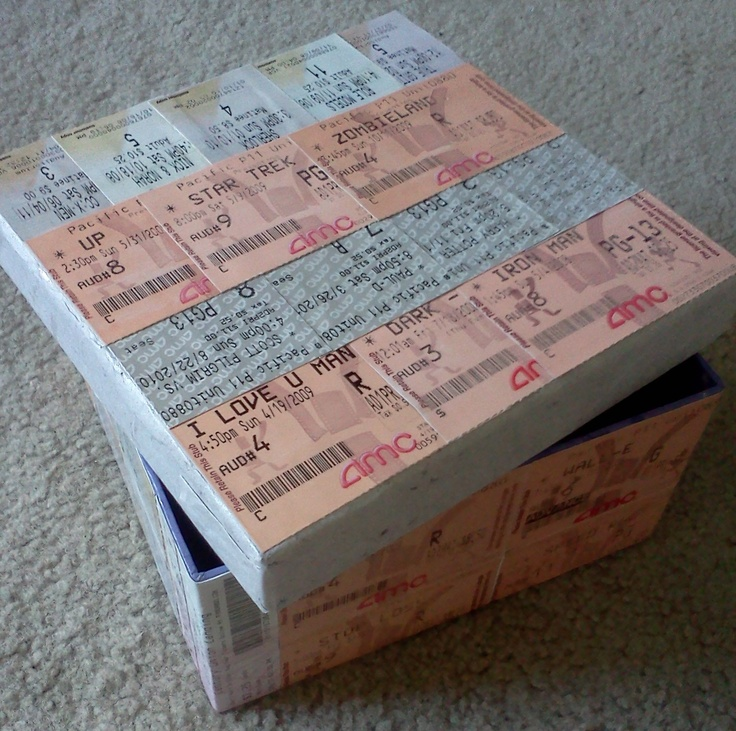 The 25+ best Movie ticket stubs ideas on Pinterest Tickets for - create your own movie ticket