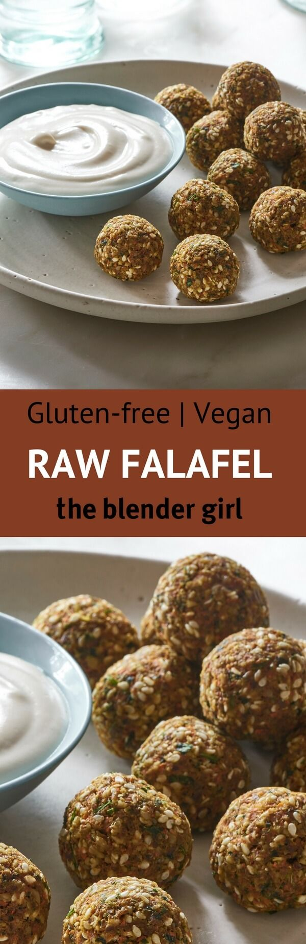 Are you looking for delicious raw falafel recipes? This fabulous raw vegan aioli recipe from Uncooking 101 is fantastic.