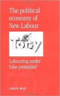 Socialist Standard Past & Present: Emptiness of New Labour economics . . .  (2000)