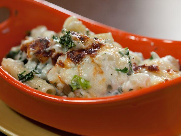 Green Pastitsio Recipe : Rachael Ray : Food Network - FoodNetwork.com