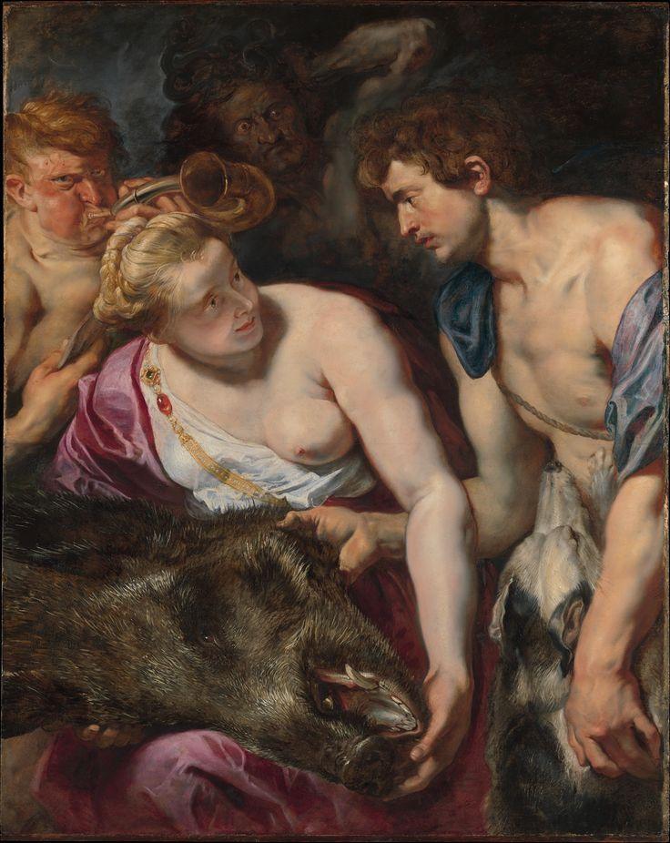 Resultado de imagen de peter paul rubens 1616