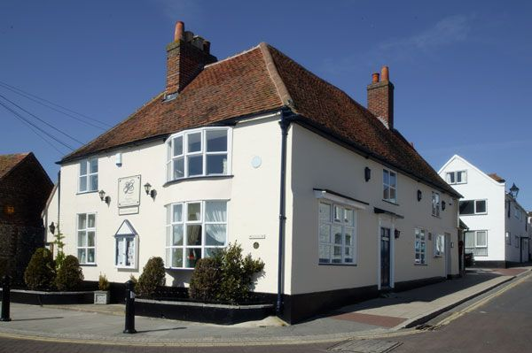 Restaurant 36 On the Quay, Michelin Starred Restaurant with rooms, Emsworth