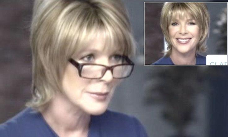 Watchdog bans Ruth Langsford's corrective eye surgery advert