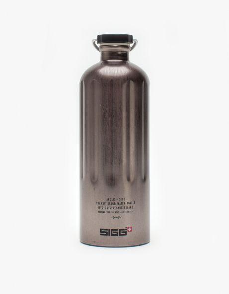 Transit Issue Sigg Water Bottle