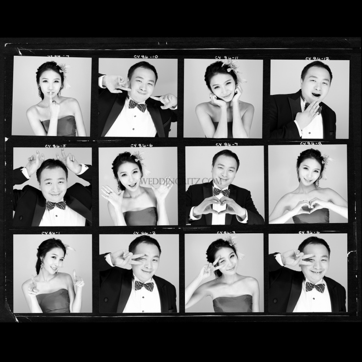 Korea Pre-Wedding Photoshoot - WeddingRitz.com » Ivy & Jim's Korea pre-wedding photographs (Retouched)