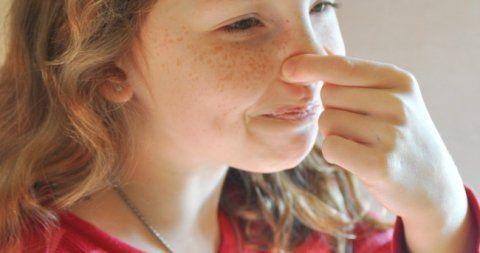stuffy nose trick