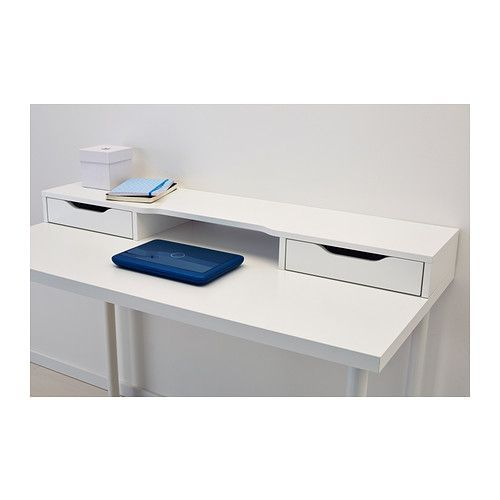ALEX Add-on unit IKEA Easy to create a handy place for pens and papers as the add-on unit with 2 roomy drawers simply attaches to the table ...