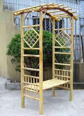 Bamboo Arbor & Trellis