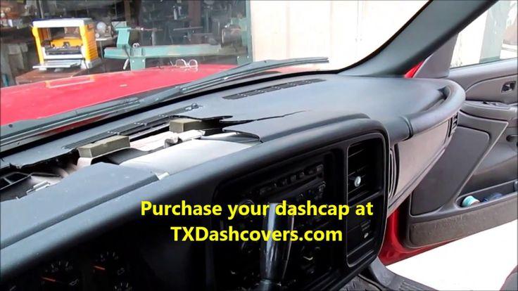 Latest Dodge RAM 2004 Chevy Silverado Dash Cap