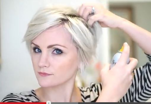 Tips for that second day hair (or third...or fourth)! From Becki Crosby of Whippy Cake!
