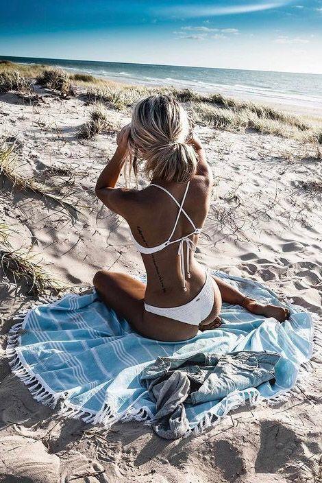 30 Summer Vibes Beach Fotografie Inspiration   – photography