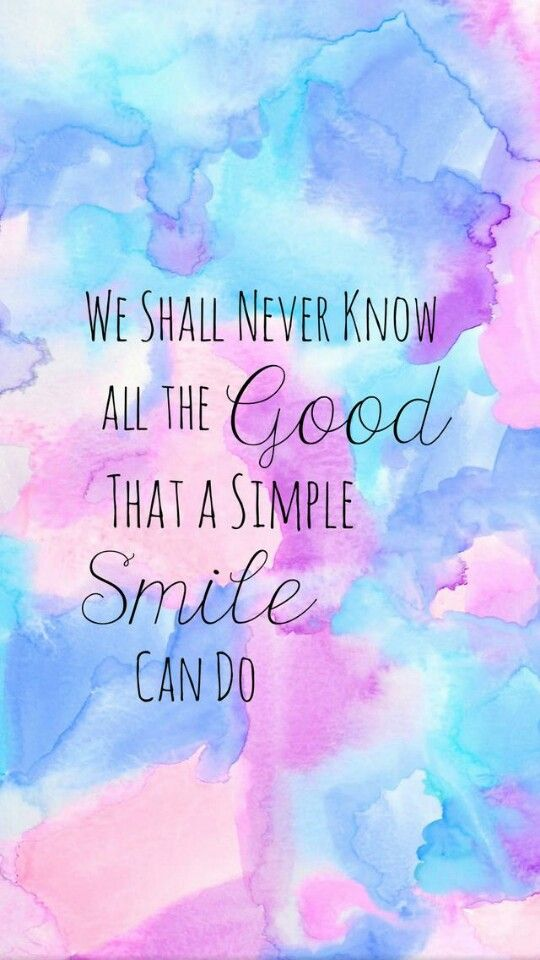 Cute Love Wallpapers With Sayings Wallpaper Iphone Smile Quotes Cute Quotes
