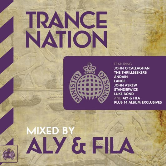 The Kings of Egypt take the Throne of Trance Nation - Aly & Fila. Click the picture to discover the unbelievable  uplifting tracklist! www.trance-united.com
