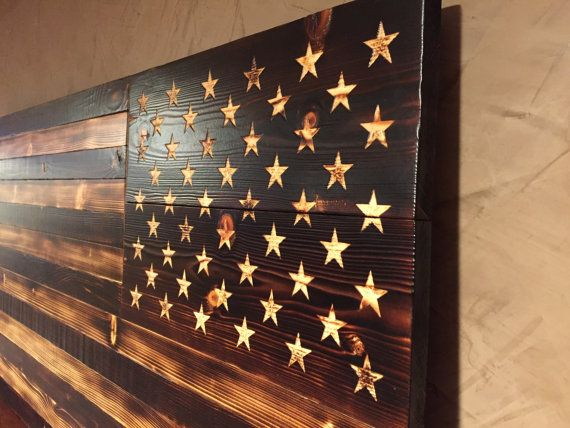 New 15 best Wall decor images on Pinterest | Wooden american flag  NG88