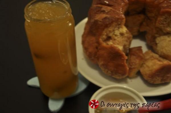 Εύκολη μαρμελάδα Μήλο Κανέλα #sintagespareas