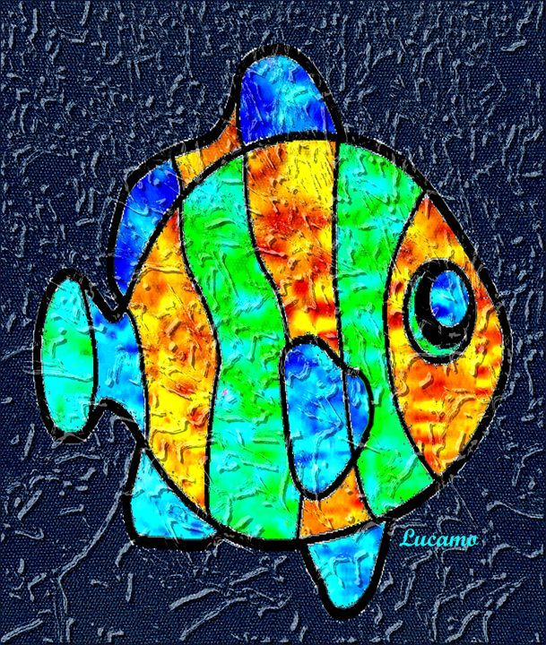 Fish - Lucamo: Creating with images