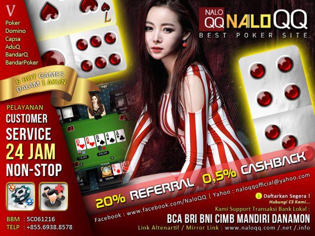 Capsa Susun Online NaloQQ
