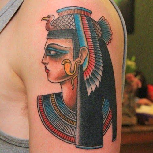 Tatuagens Egípcias