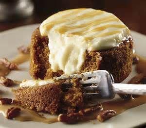 Longhorn Lava Cake