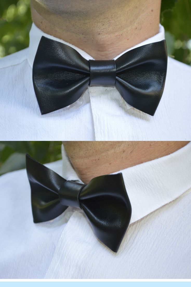 16187bb8ce38 Bow tie for men Groomsmen Bow Tie Christmas Gift gift Mens bow tie ...