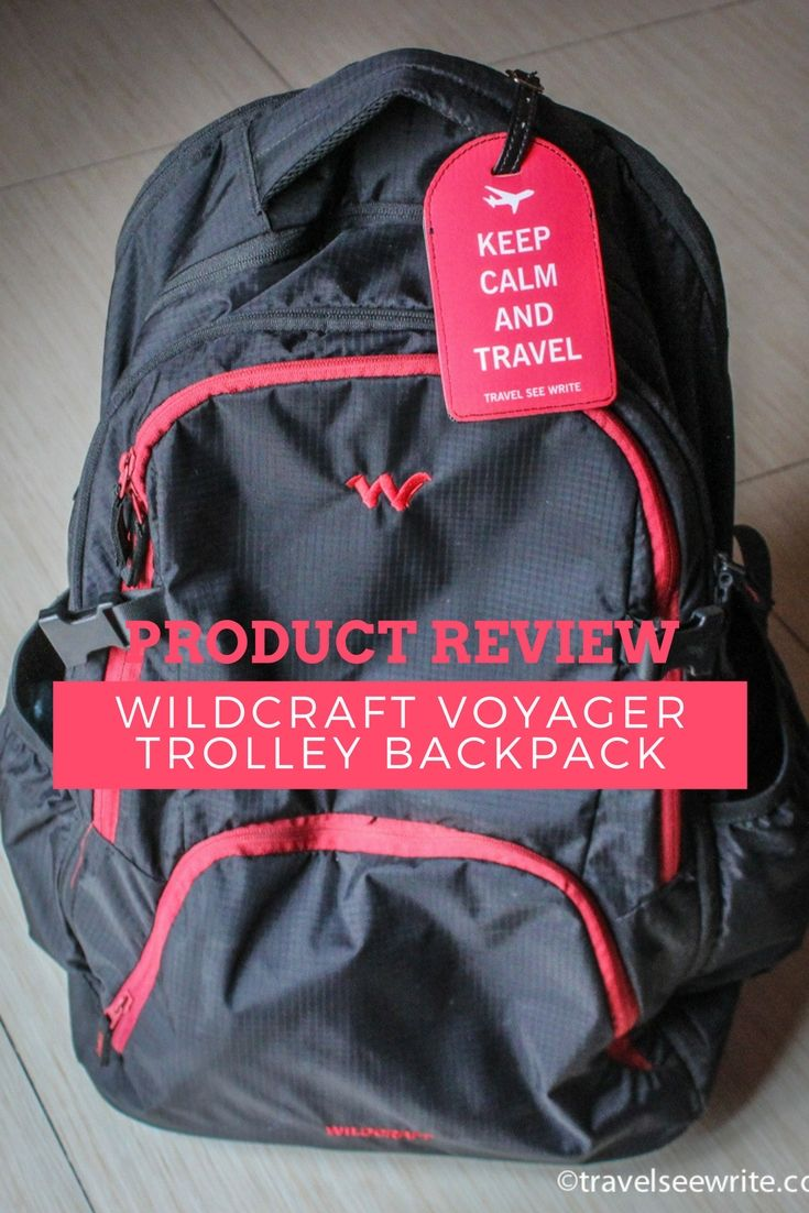 Being a frequent and long term traveler I always give lot of importance to the luggage I carry? Find out if Wildcraft Voyager Trolley Backpack is a good travel companion for a short trip or not.  http://www.travelseewrite.com/wildcraft-trolley-backpack-good-urban-adventures/  Wildcraft #travel #adventuregear #travelbag #luggage #TravelSeeWrite (scheduled via http://www.tailwindapp.com?utm_source=pinterest&utm_medium=twpin&utm_content=post193006533&utm_campaign=scheduler_attribution)