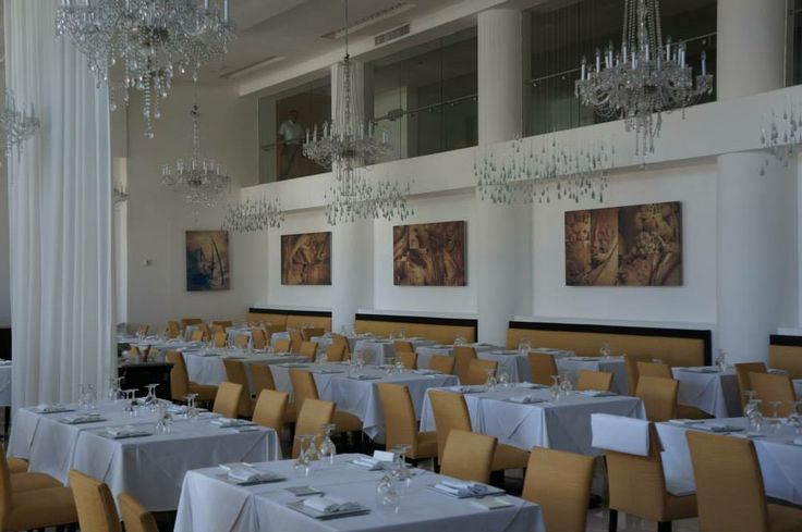 Playacar Palace Playa Del Carmen, Terreza Restaurant. Popular Wedding Reception Space