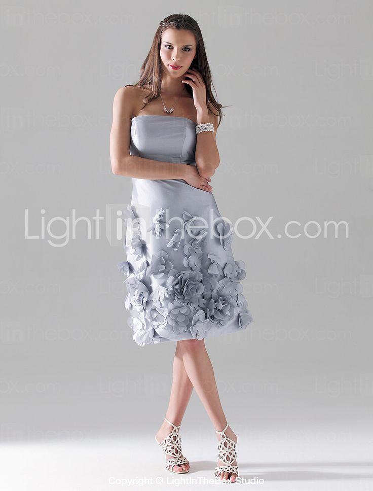 hiba robe de demoiselle d 39 honneur taffetas eur. Black Bedroom Furniture Sets. Home Design Ideas