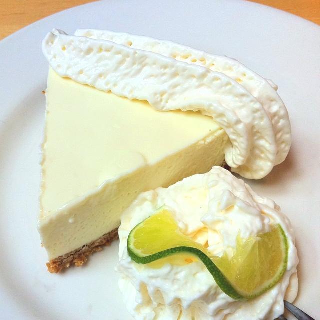 Lemon pie!