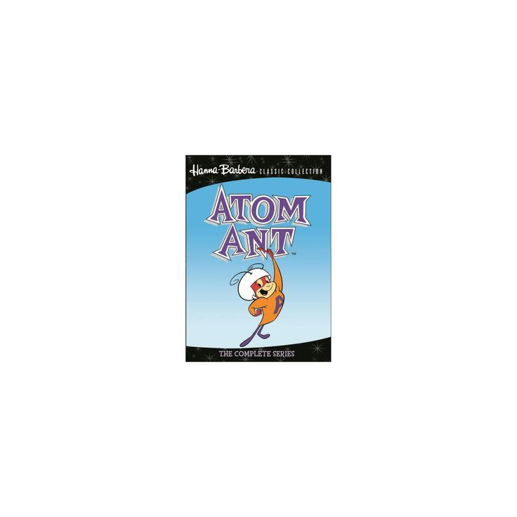 Atom ant show:Complete series (Dvd)